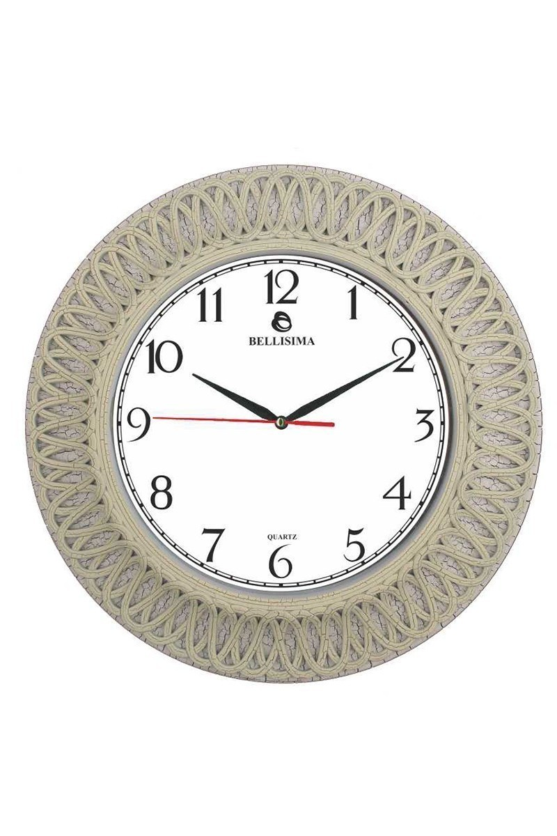 Tempo Krem BL-1057-1 Duvar Saati