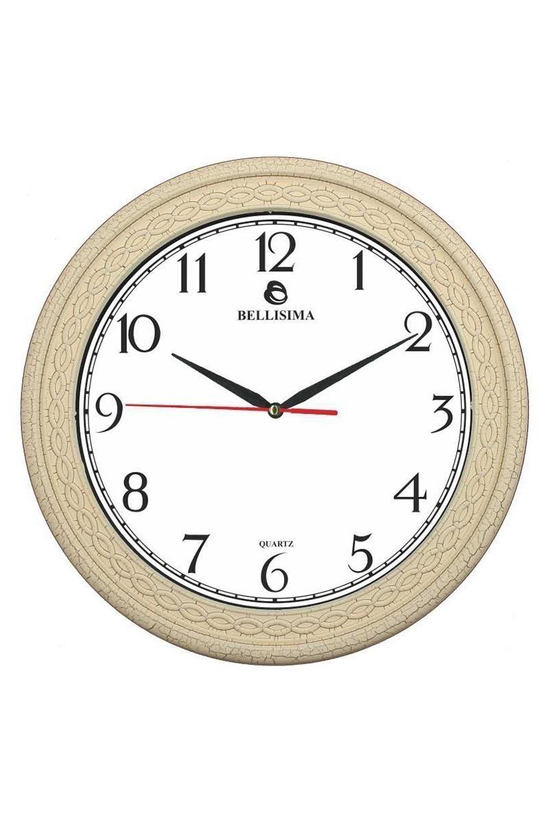 Tempo Krem BL-1059-1 Duvar Saati