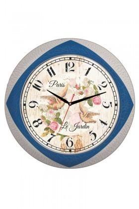 Tempo Mavi BL-1060 Duvar Saati