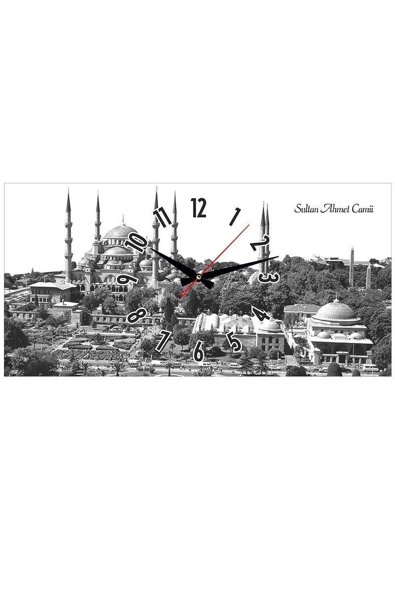Tempo Beyaz DCAM-005 Sultan Ahmet Camii Duvar Saati