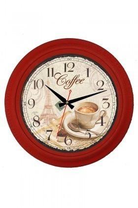 Tempo Bordo DP-CKIR-1 Coffe Duvar Saati