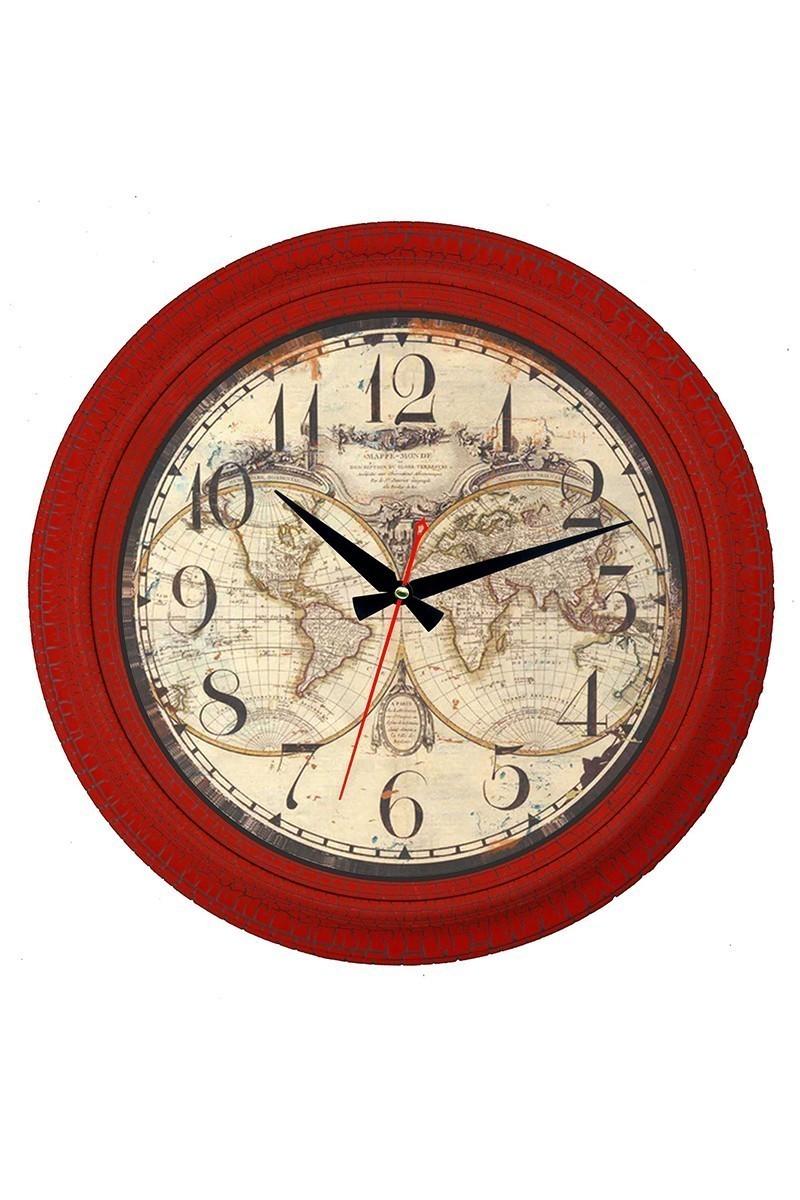 Tempo Bordo DP-6001-CKIR-2 Duvar Saati