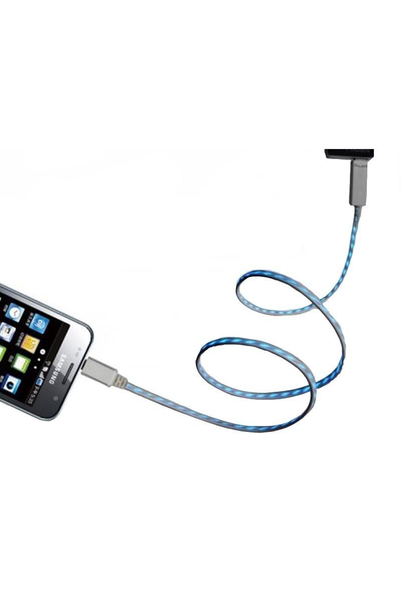 OB Tech ENZ-ST02003 Samsung Işıklı Sarj/Data Kablosu