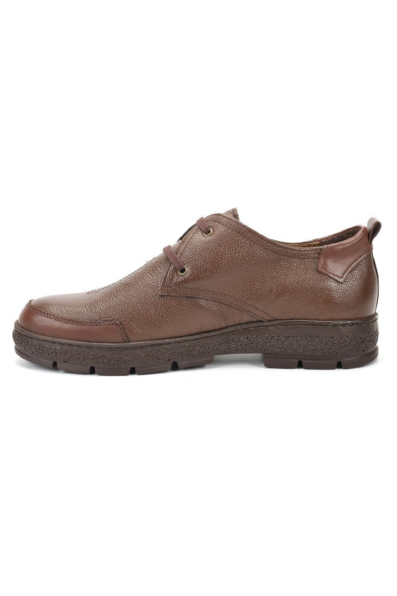 Ramero Kahverengi RMR-4008 Hakiki Deri Erkek Ayakkabı