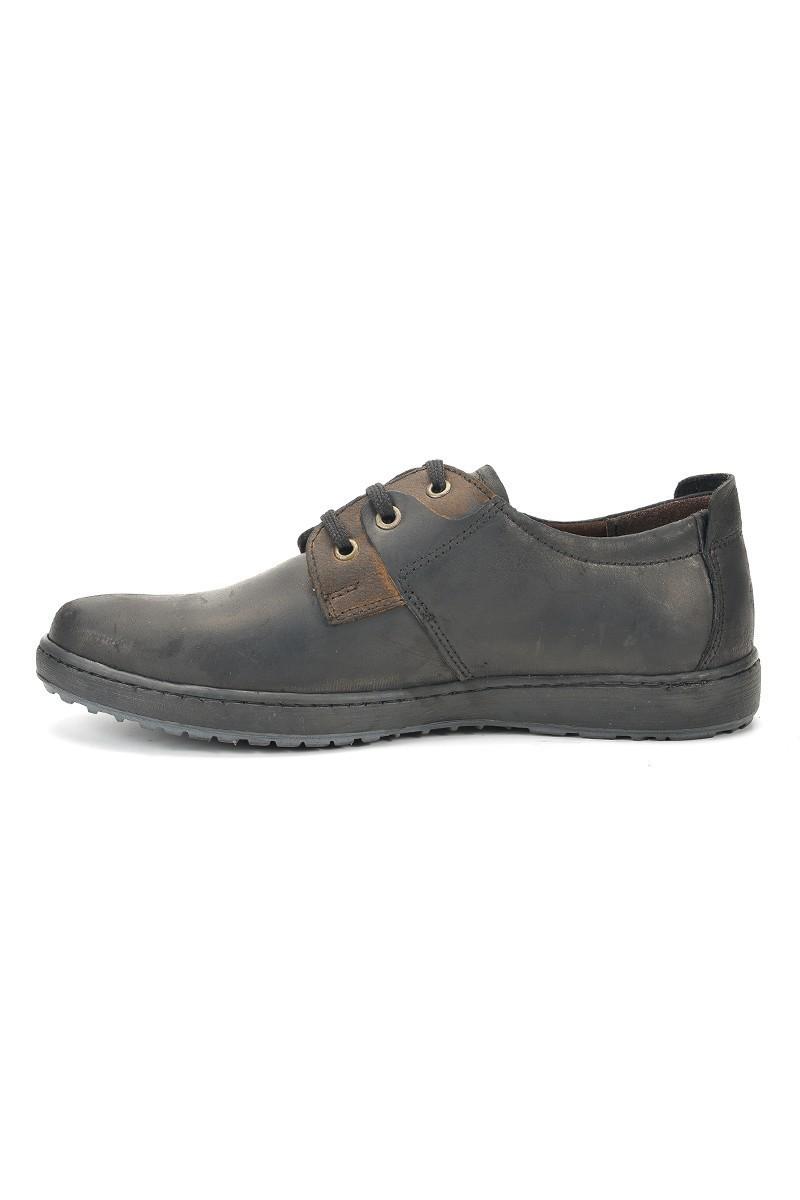Ramero Siyah RMR-4044 Hakiki Deri Erkek Ayakkabı