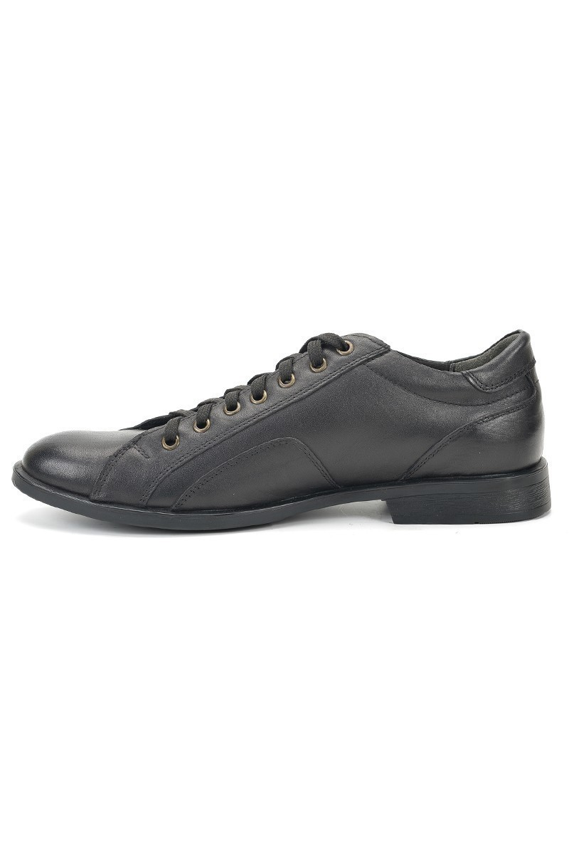 Ramero Siyah RMR-2009 Hakiki Deri Erkek Ayakkabı