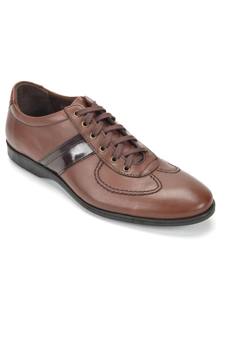 Ramero Kahverengi RMR-6004 Hakiki Deri Erkek Ayakkabı