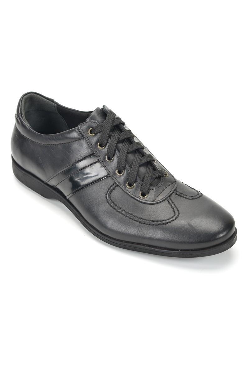 Ramero Siyah RMR-6004 Hakiki Deri Erkek Ayakkabı