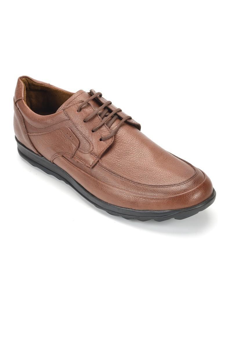 Pandew Kahverengi PNDW-436 Hakiki Deri Erkek Ayakkabı