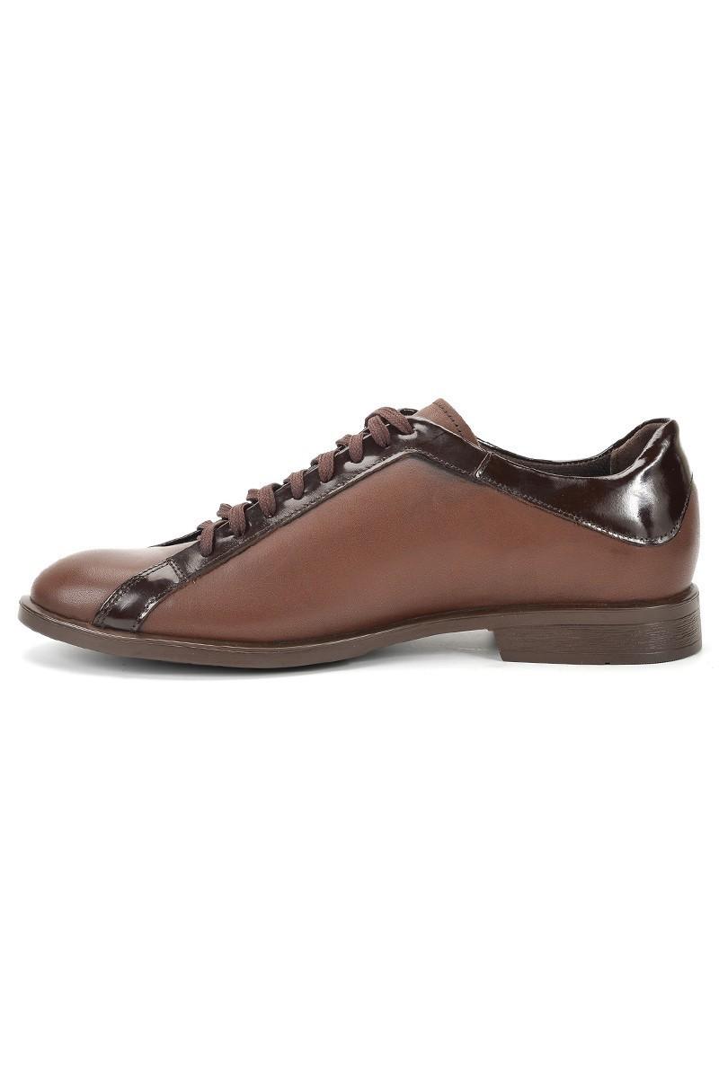 Ramero Kahverengi RMR-342 Hakiki Deri Erkek Ayakkabı