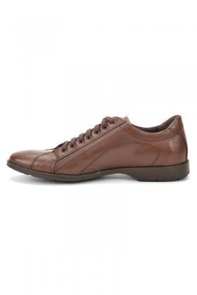 Ramero Kahverengi RMR-88 Hakiki Deri Erkek Ayakkabı
