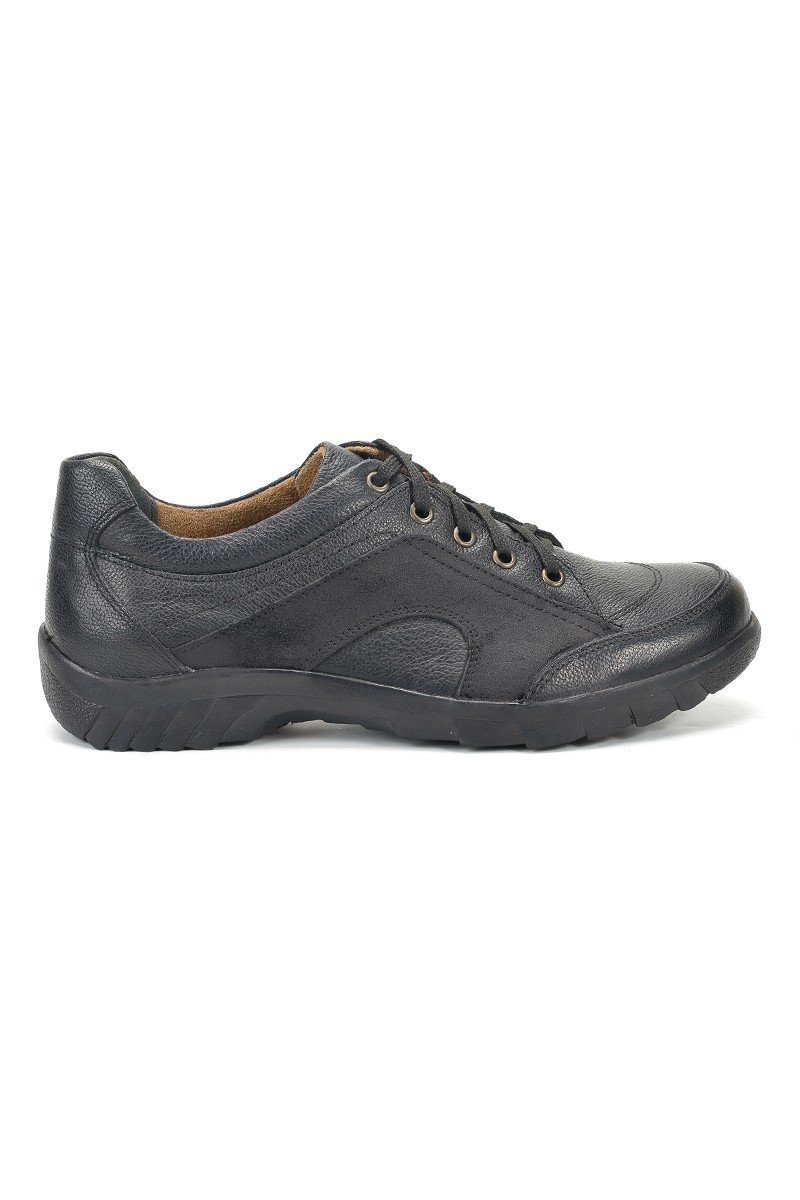 Ramero Siyah RMR-1925 Hakiki Deri Erkek Ayakkabı