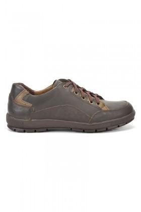 Ramero Koyu Kahve RMR-4004 Hakiki Deri Erkek Ayakkabı
