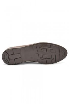 Pandew Kahverengi PNDW-435 Hakiki Deri Erkek Ayakkabı