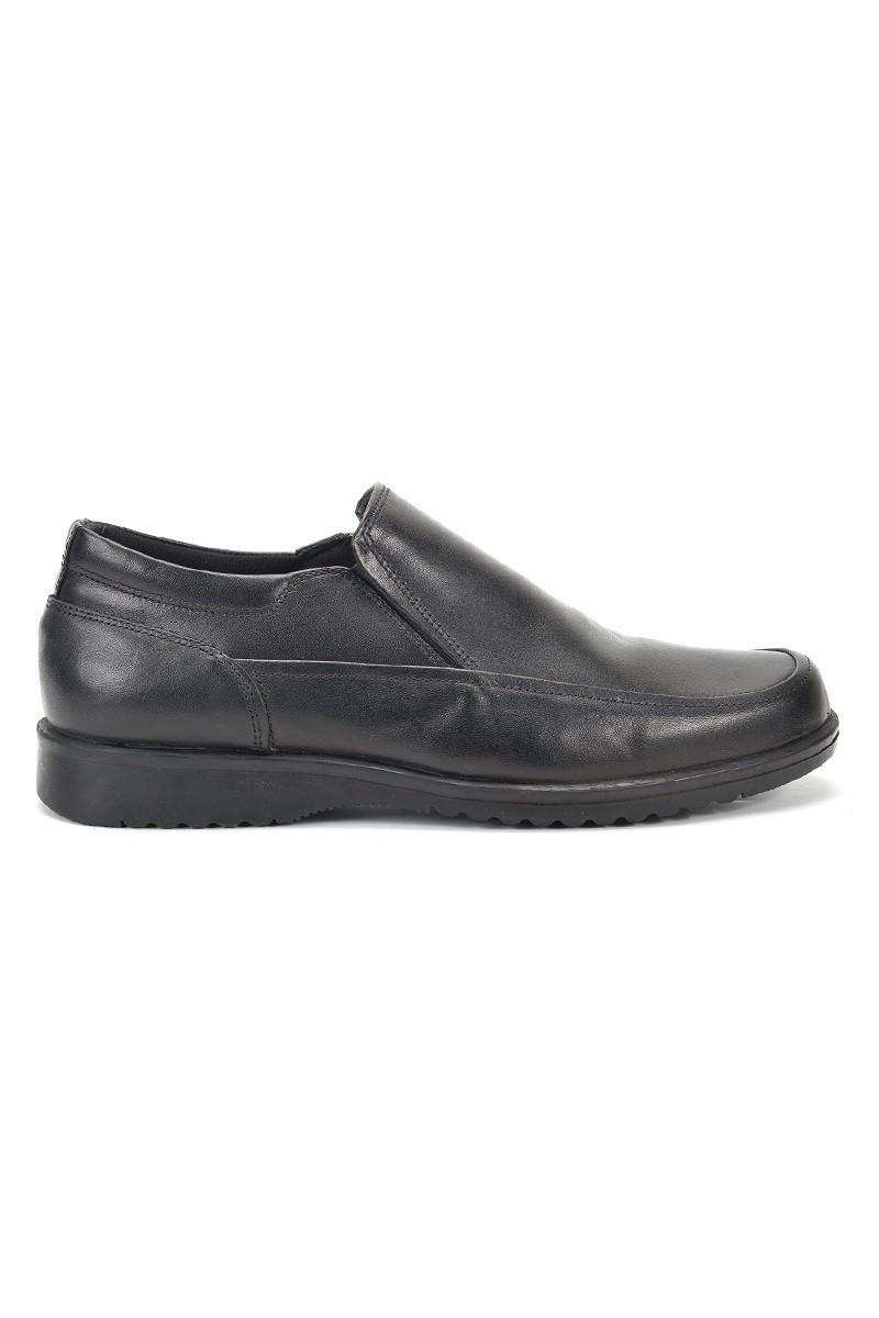 Ramero Siyah RMR-112 Hakiki Deri Erkek Ayakkabı