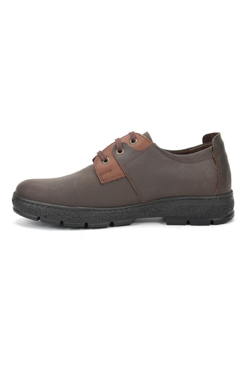 Ramero Koyu Kahve RMR-4044 Hakiki Deri Erkek Ayakkabı