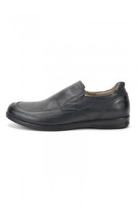 Pandew Siyah PNDW-435 Hakiki Deri Erkek Ayakkabı