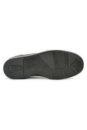 Pandew Siyah RMR-730 Hakiki Deri Erkek Ayakkabı