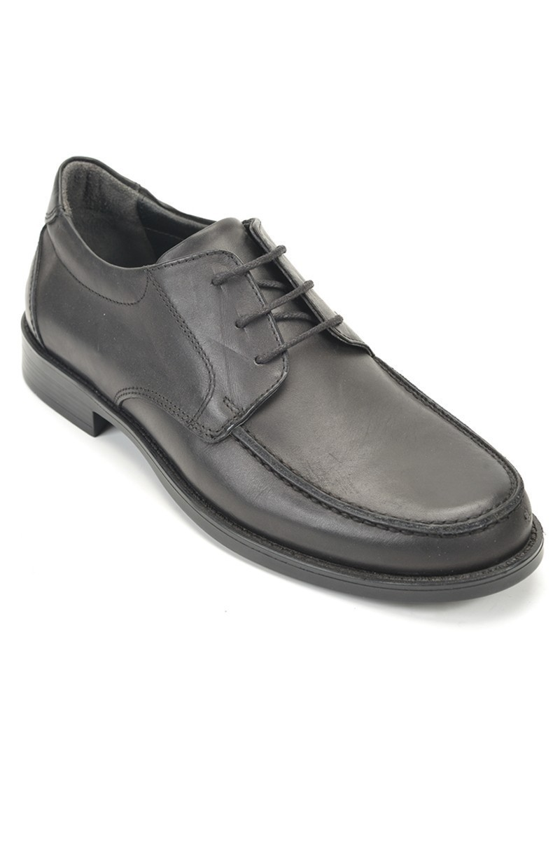 Pandew Siyah RMR-1088 Hakiki Deri Erkek Ayakkabı