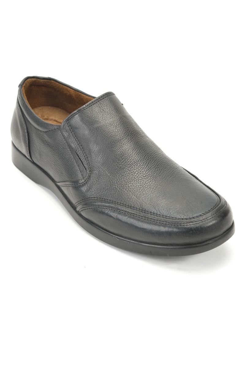 Pandew Siyah RMR-731 Hakiki Deri Erkek Ayakkabı
