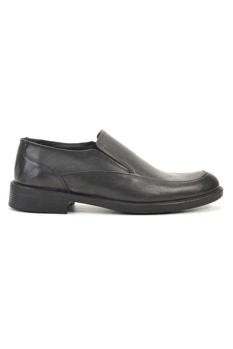 Pandew Siyah RMR-3002 Hakiki Deri Erkek Ayakkabı