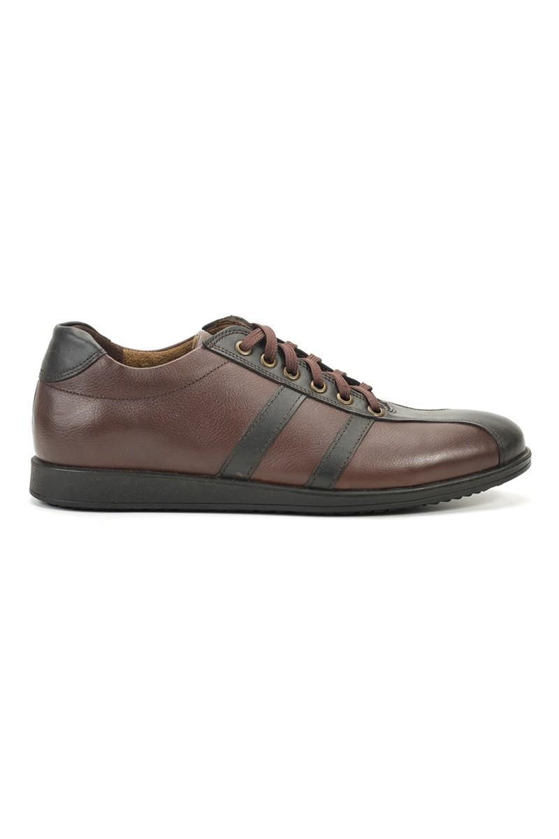 Pandew Kahverengi RMR-8001 Hakiki Deri Erkek Ayakkabı
