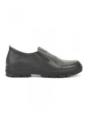 Pandew Siyah RMR-4007 Hakiki Deri Erkek Ayakkabı