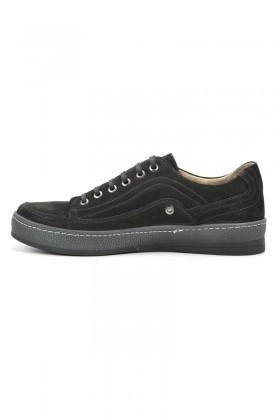 Pandew Siyah PNDW-554 Hakiki Deri Erkek Ayakkabı