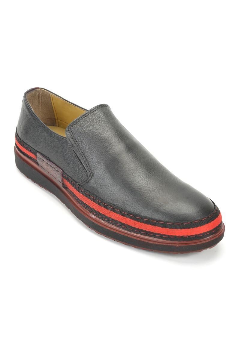 Pandew Siyah PNDW-116 Hakiki Deri Erkek Ayakkabı