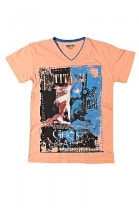 MTT Turuncu MTT-111 Erkek Tişört
