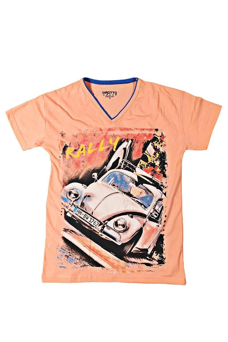 MTT Turuncu MTT-105 Erkek Tişört