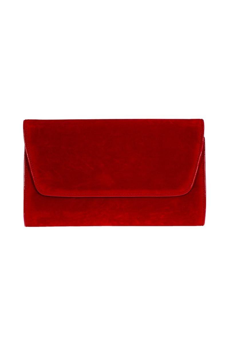 OB Kırmızı OB-6K0A6880 Portföy Çanta