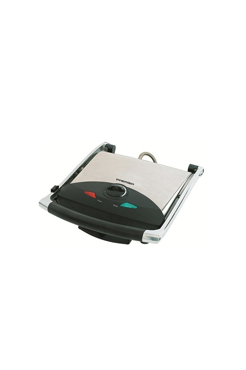 Premier PTM-6325 Çelik Tost Makinesi