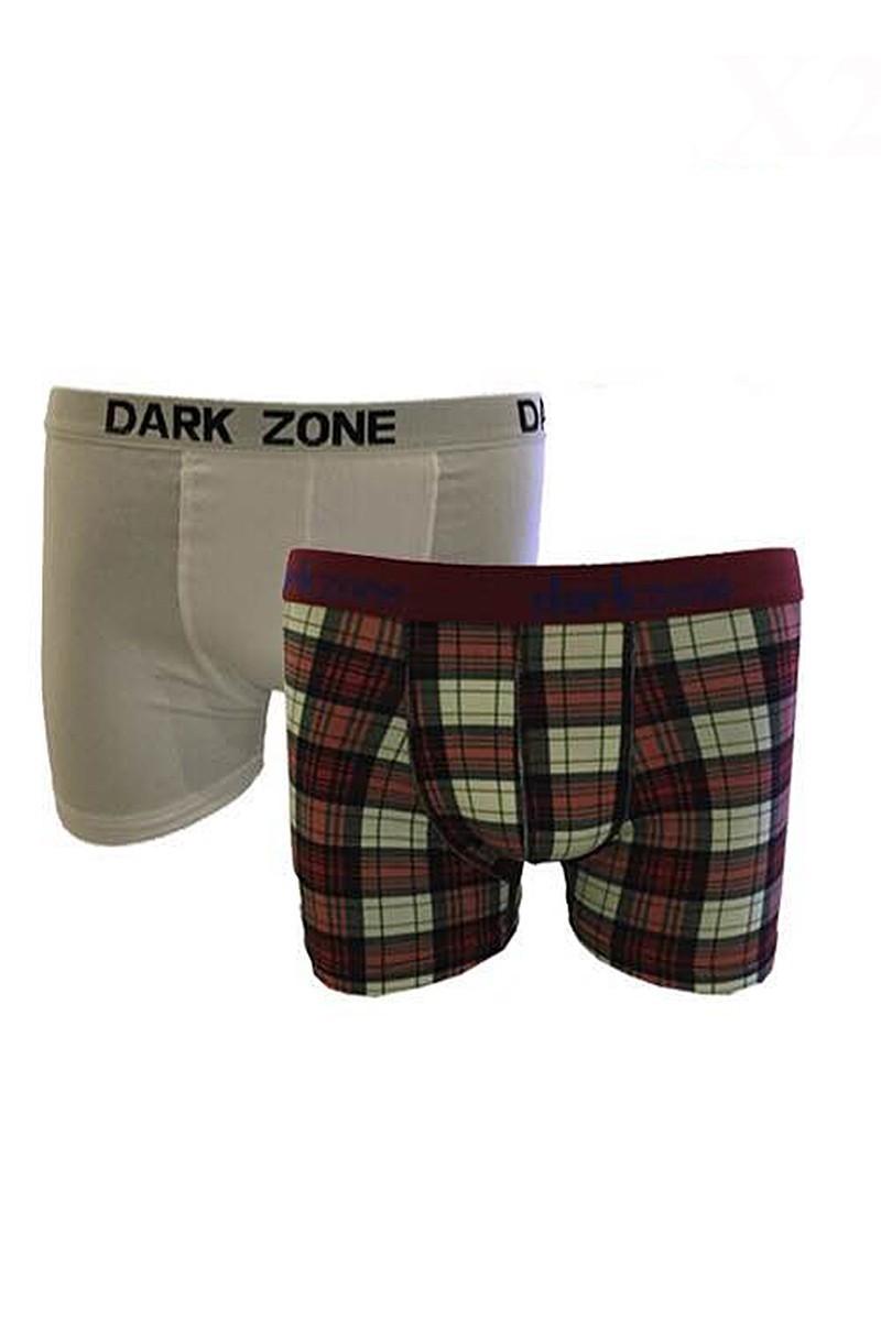 Dark Zone Karışık Renkli DZ-1487 Erkek Boxer