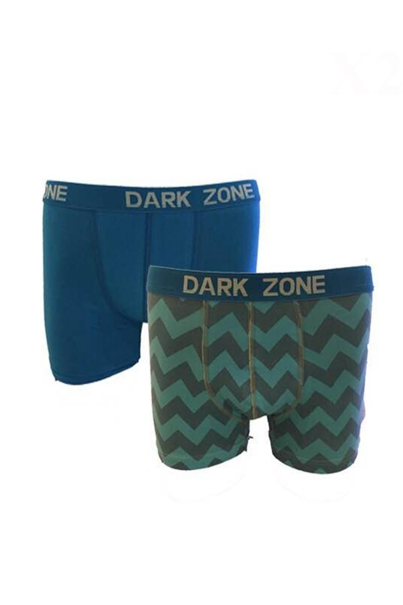 Dark Zone Karışık Renkli DZ-1482 Erkek Boxer