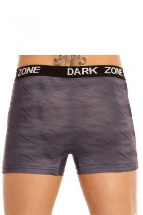 Dark Zone Siyah DZN-1013 3D Erkek Boxer