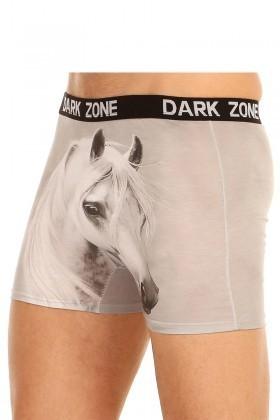 Dark Zone Krem DZN-1014 3D Erkek Boxer