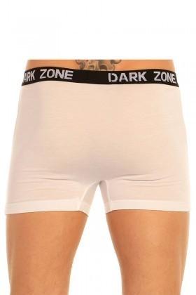 Dark Zone Siyah DZN-1023 3D Erkek Boxer