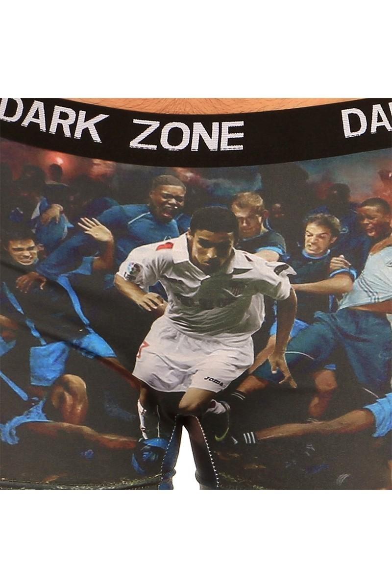 Dark Zone Lacivert DZN-1032 3D Erkek Boxer