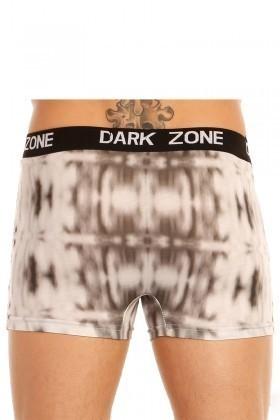 Dark Zone Krem DZN-1034 3D Erkek Boxer