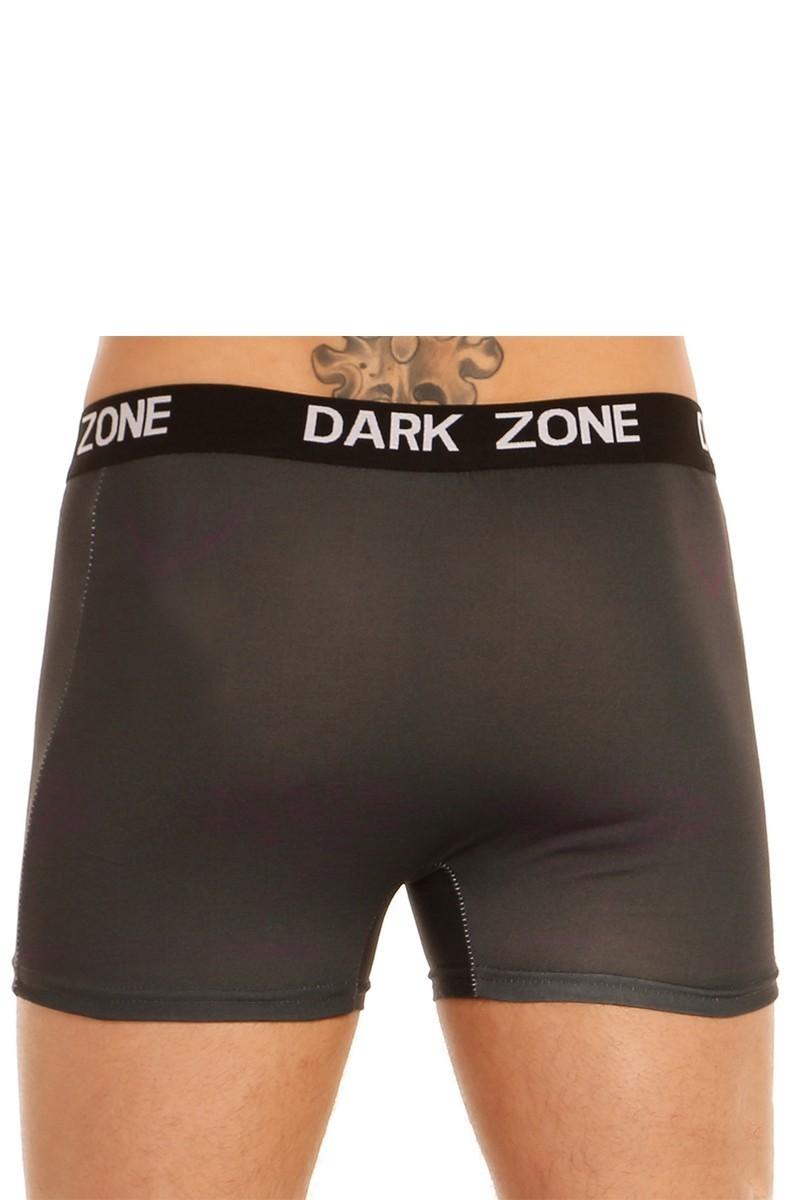 Dark Zone Siyah DZN-1035 3D Erkek Boxer