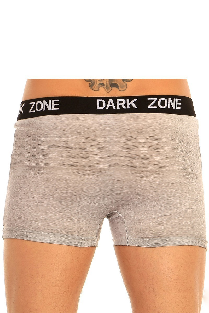 Dark Zone Karışık Renkli DZN-1046 3D Erkek Boxer