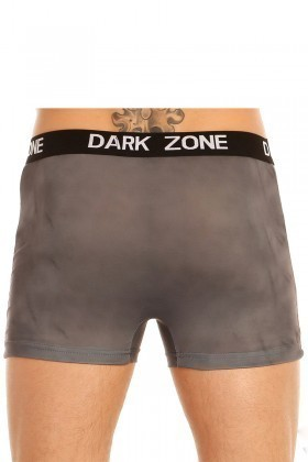 Dark Zone Kahverengi DZN-1008 3D Erkek Boxer