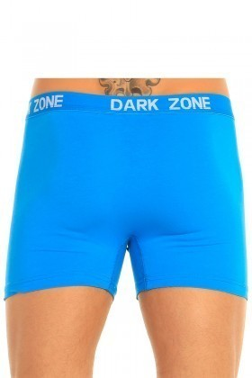 Dark Zone Turkuaz DZN-2004 Erkek Boxer