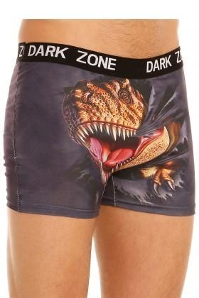 Dark Zone Karışık Renkli DZN-1050 3D Erkek Boxer