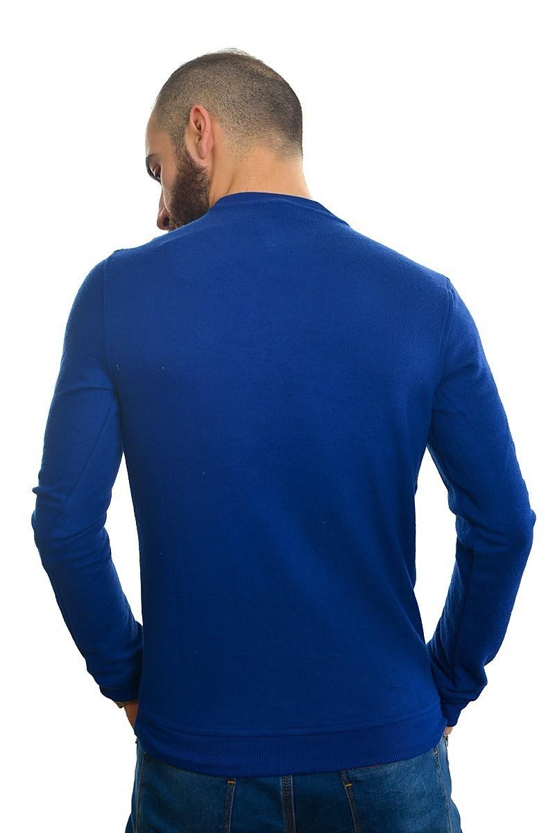 DAS Mavi DS-201UK520 Erkek Sweatshirt