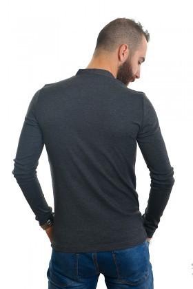 DAS Gri Melanj DS-201UK500 Erkek Sweatshirt