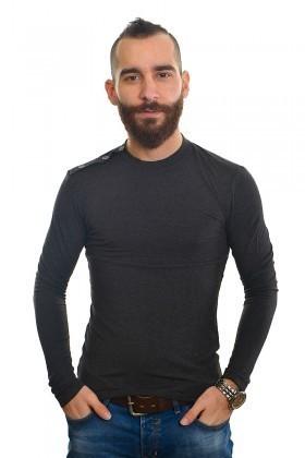 DAS Gri Melanj DS-201UK428 Erkek Sweatshirt