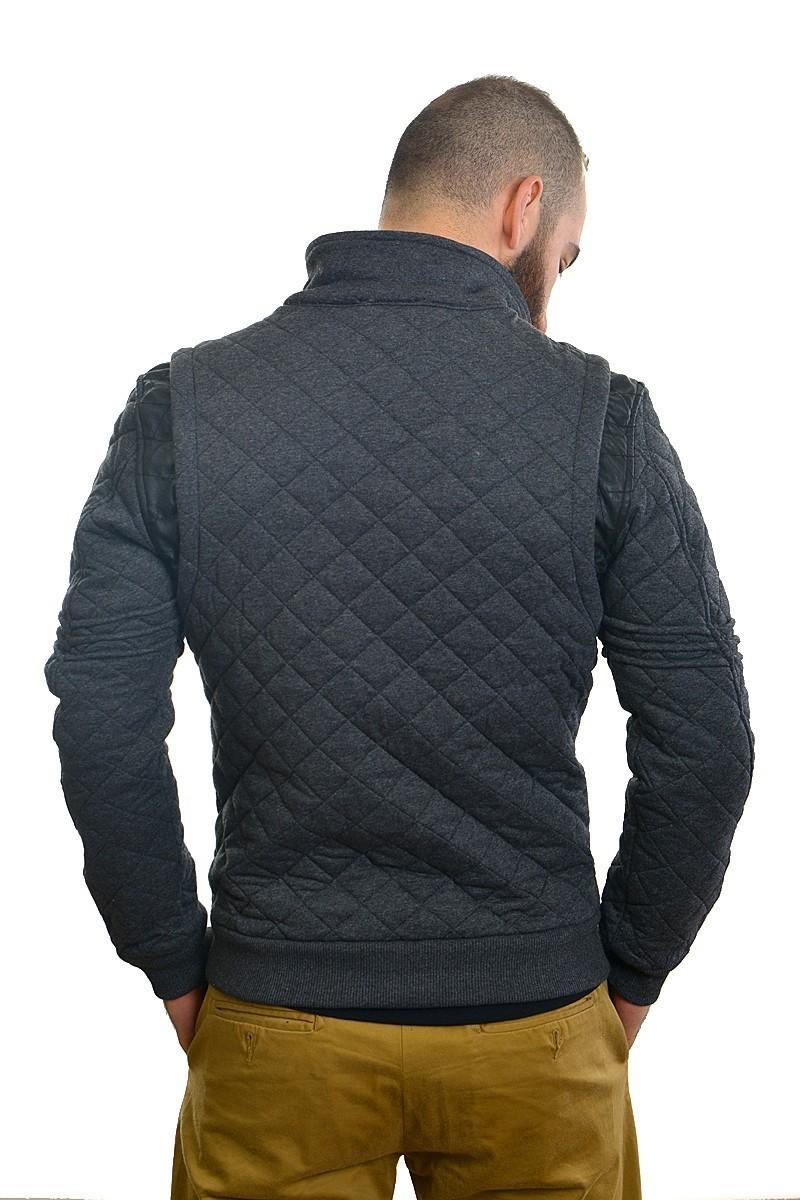 DAS Gri Melanj DS-TK1003 Erkek Sweatshirt