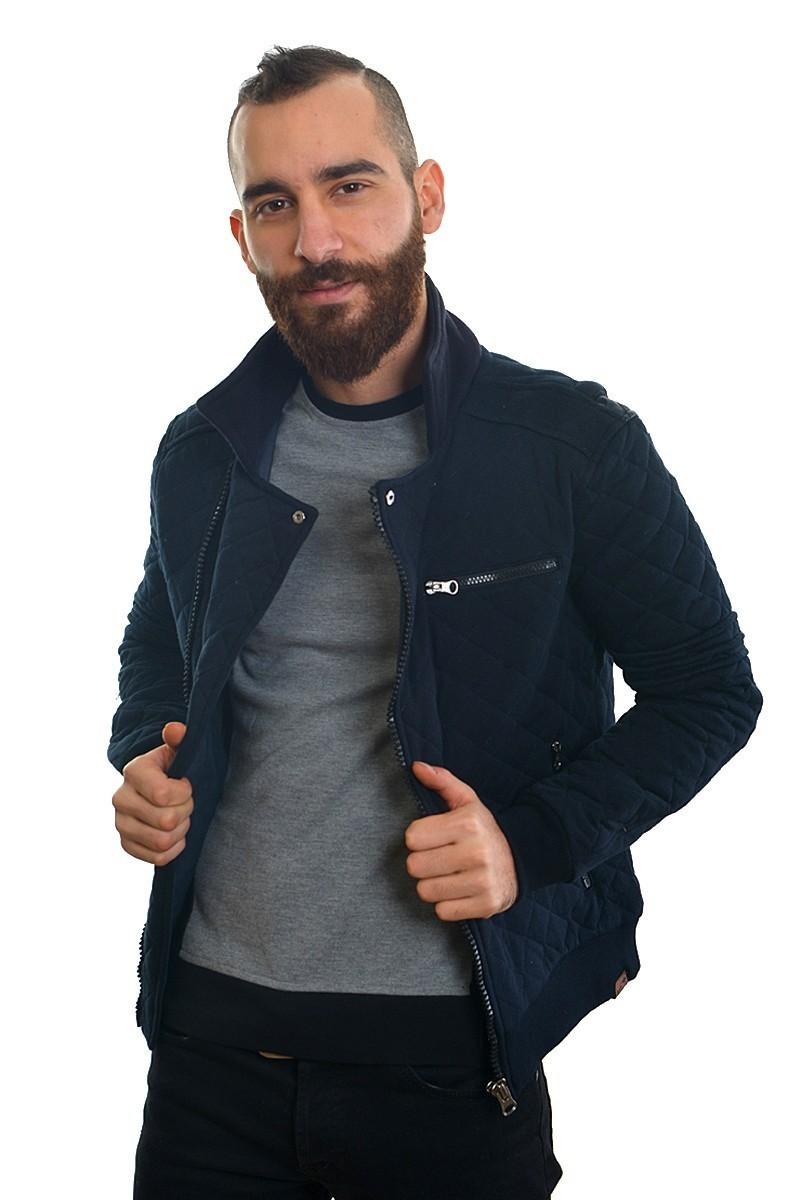 DAS Lacivert DS-TK1003 Erkek Sweatshirt